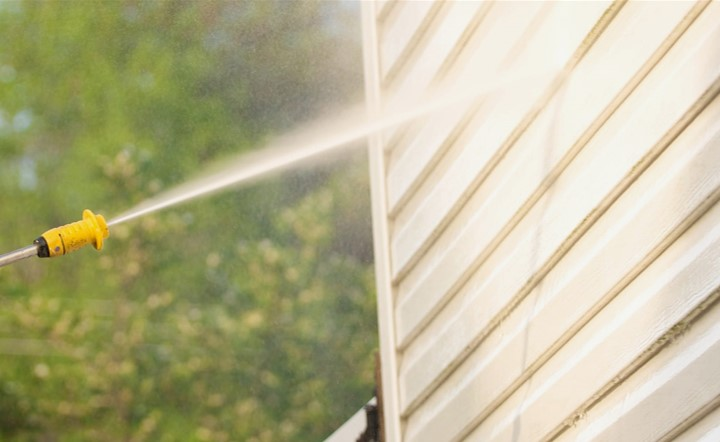 Best Cleaners for Pressure Washer Vinyl Siding